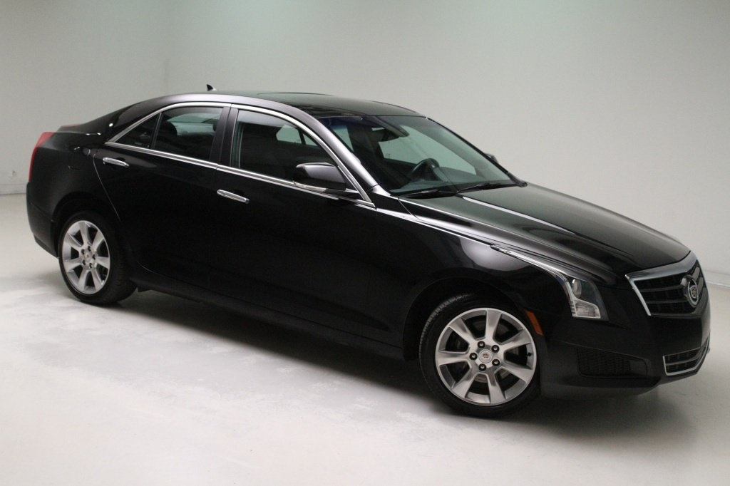 Pre-Owned 2013 Cadillac ATS 3.6L Luxury