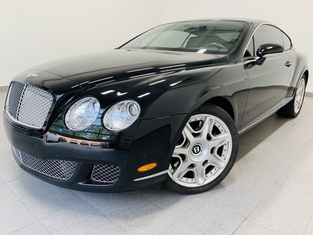 Pre-Owned 2009 Bentley Continental GT Base