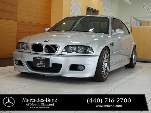Pre-Owned 2003 BMW M3 Base