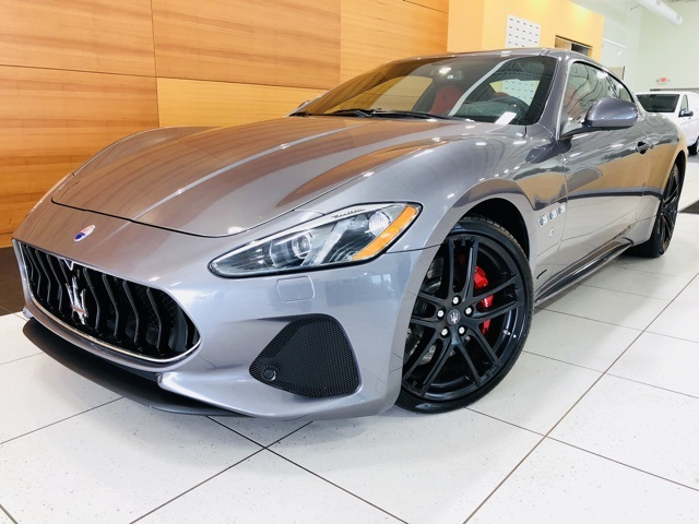 new 2018 maserati granturismo sport 2d coupe in middleburg heights