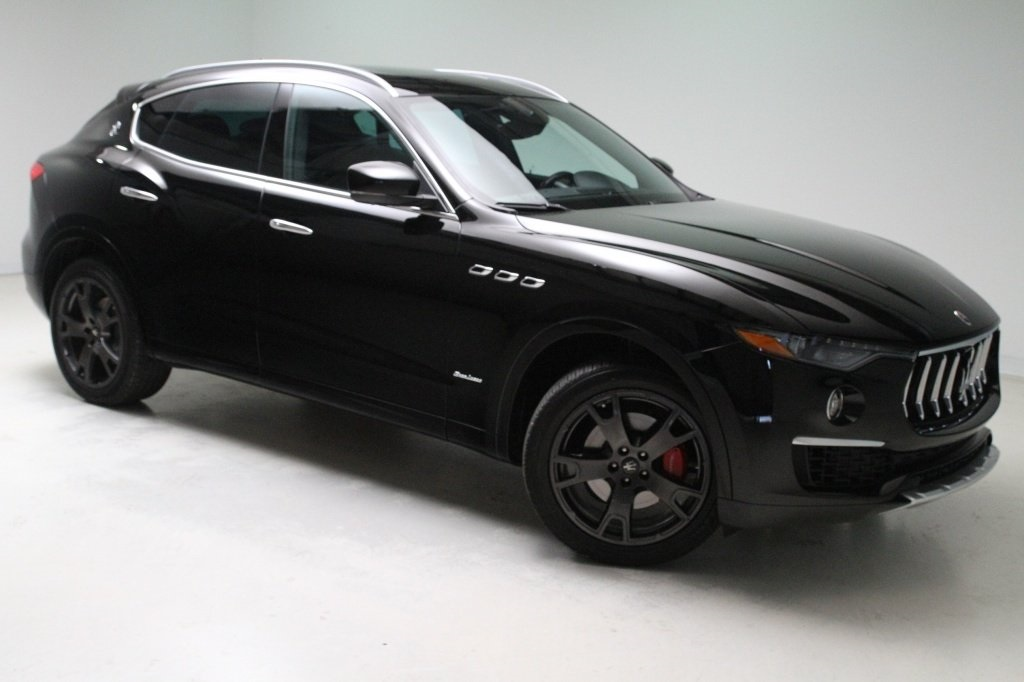 Certified Pre-Owned 2019 Maserati Levante GranLusso