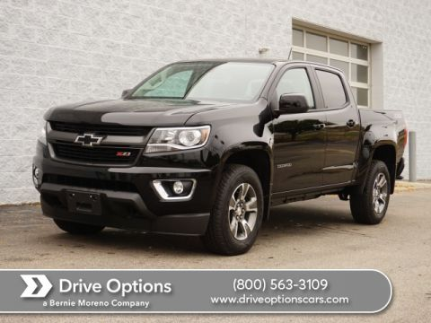 Pre-Owned 2020 Chevrolet Colorado Z71
