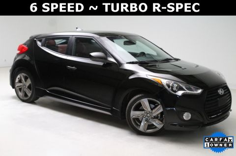 Pre-Owned 2014 Hyundai Veloster Turbo R-Spec