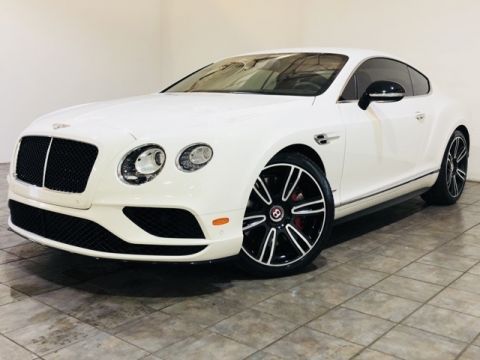 Pre-Owned 2017 Bentley Continental GT V8 S