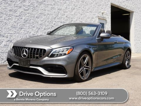 Pre-Owned 2019 Mercedes-Benz C-Class C 63 AMG®